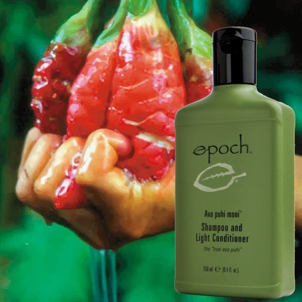 Epoch Ava Puhi Shampoo & Light Conditioner
