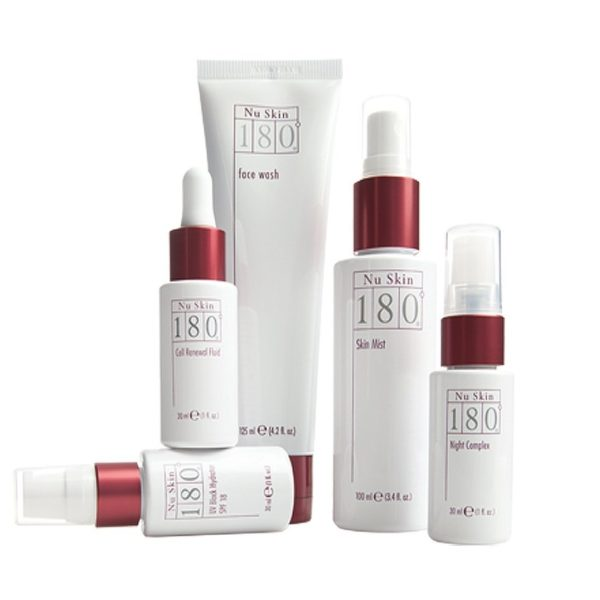180°® Anti-Ageing Skin System