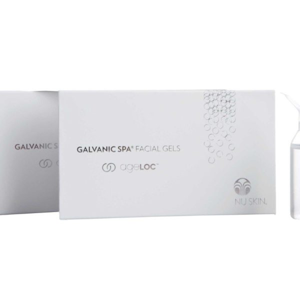 Galvanic Spa Facial Gels with ageLOC®
