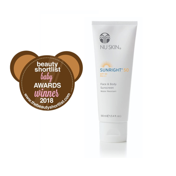 SUNRIGHT® SPF 50 Face & Body